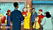 Still #4 from Curious George: A Very Monkey Christmas