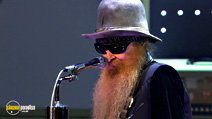 Still #3 from ZZ Top: Live from Texas
