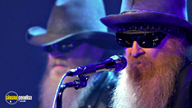 Still #6 from ZZ Top: Live from Texas