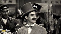 Still #1 from Marx Brothers: Go West