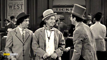 Still #2 from Marx Brothers: Go West