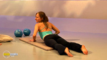 Still #7 from Lindsey Jackson's Pilates Essentials