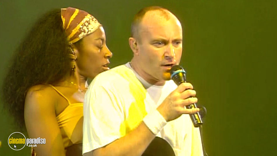 Phil Collins: Live and Loose in Paris online DVD rental