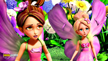 Still #3 from Barbie Presents Thumbelina