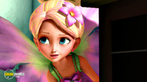 Still #8 from Barbie Presents Thumbelina