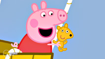Still #3 from Peppa Pig: The Balloon Ride