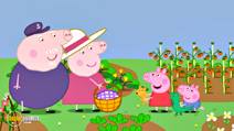 Still #4 from Peppa Pig: The Balloon Ride