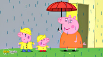 Still #5 from Peppa Pig: The Balloon Ride