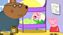 Still #6 from Peppa Pig: The Balloon Ride