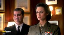 Still #4 from JAG: Series 2