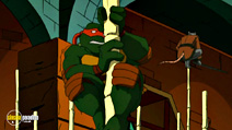 Still #2 from Teenage Mutant Ninja Turtles: Vol.1
