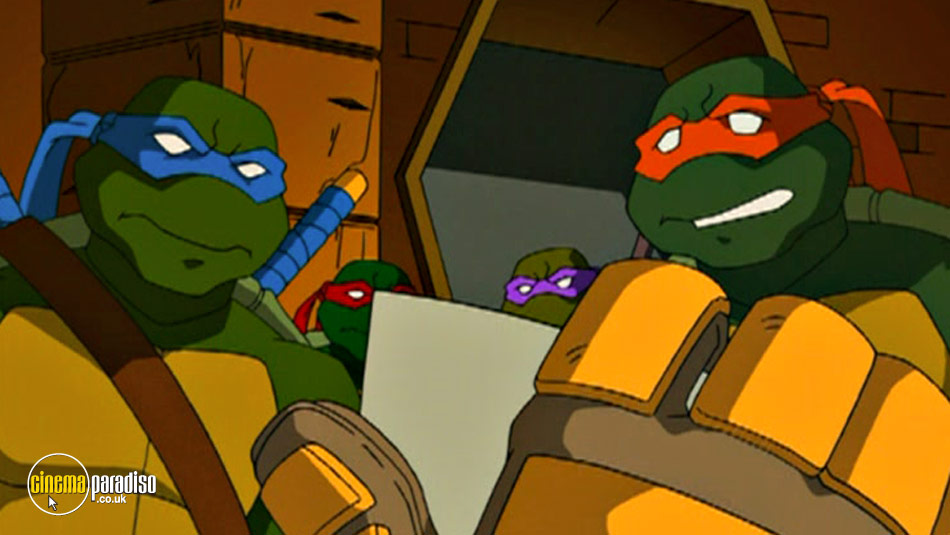 Teenage Mutant Ninja Turtles: Vol.1 online DVD rental