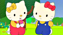 Still #4 from Hello Kitty: Paper Play