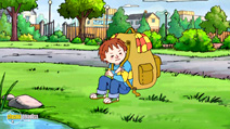 Still #5 from Horrid Henry Goes Fishing