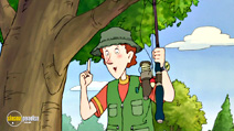 Still #6 from Horrid Henry Goes Fishing