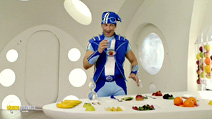 Still #3 from Lazy Town: Sportacus on the Move!