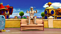 Still #8 from Lazy Town: Sportacus on the Move!