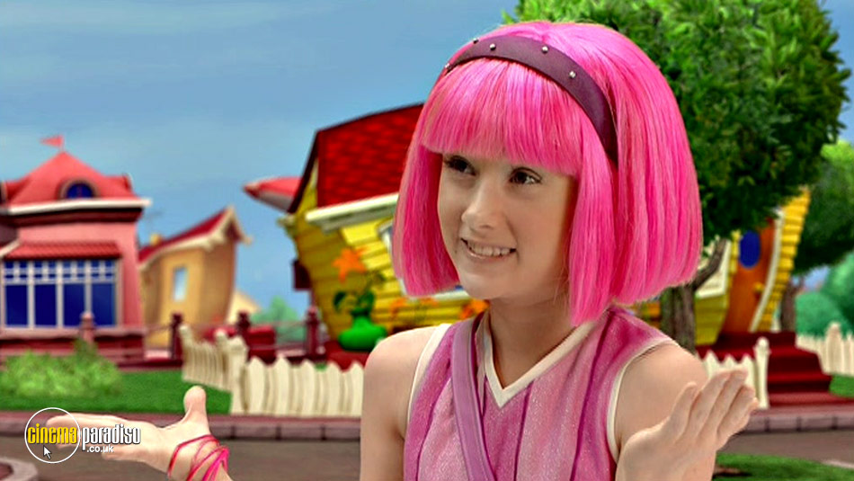Lazy Town: Sportacus on the Move! online DVD rental