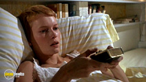A still #18 from Rosemary's Baby with Mia Farrow