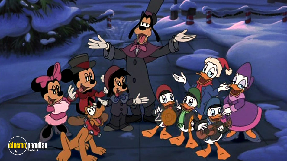 Still from Mickey's Once Upon a Christmas