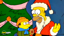 Still #6 from The Simpsons: Christmas with the Simpsons