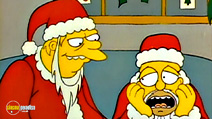 Still #7 from The Simpsons: Christmas with the Simpsons