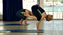 Still #7 from Antonia Kidman Yoga: Power and Style of Ashtanga