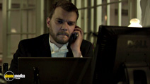 A still #8 from Borgen: Series 1 with Johan Philip Asbæk
