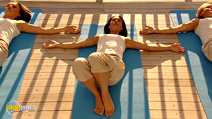 Still #8 from Leah Bracknell: Yoga and You