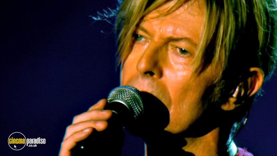 David Bowie: A Reality Tour - Live in Dublin online DVD rental