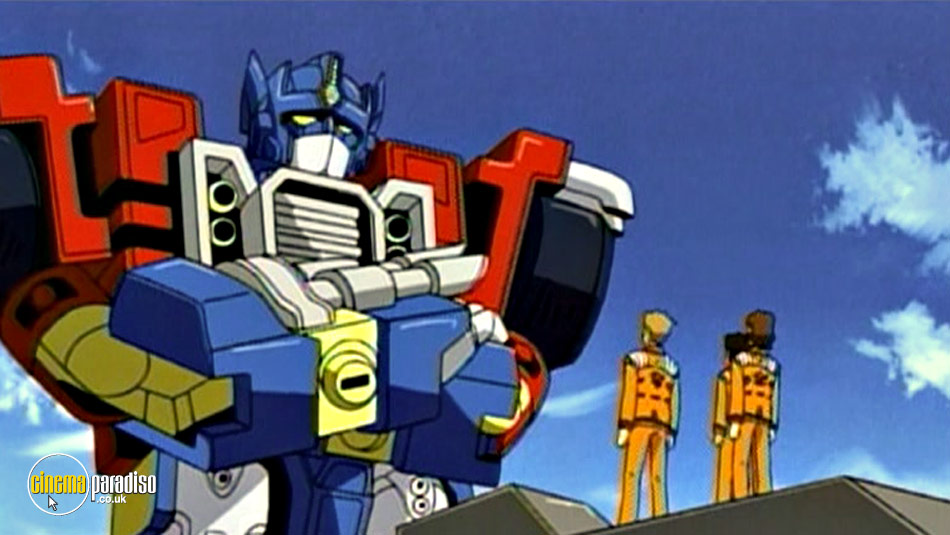 Transformers Armada: Vol.4 online DVD rental