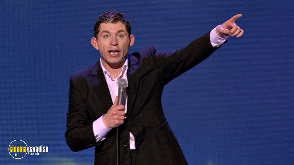 Lee Evans: XL Tour 2005 Live online DVD rental