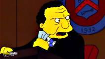 Still #8 from The Simpsons Classics: Crime and Punishment