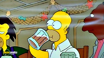 Still #2 from The Simpsons: Gone Wild