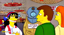 Still #3 from The Simpsons: Gone Wild