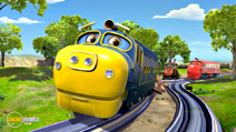 Still #3 from Chuggington: Traintastic Crew