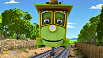Still #4 from Chuggington: Traintastic Crew