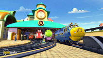 Still #6 from Chuggington: Traintastic Crew