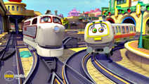 Still #7 from Chuggington: Traintastic Crew