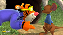Still #5 from My Friends Tigger and Pooh: 100 Acre Wood Haunt