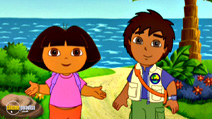 Still #2 from Dora the Explorer: Dora Saves the Day