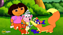 Still #7 from Dora the Explorer: Dora Saves the Day