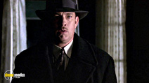 A still #10 from Road to Perdition with Tom Hanks