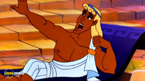 Still #2 from Disney Heroes: Tarzan / Hercules