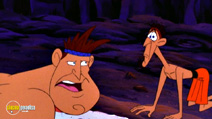 Still #3 from Disney Heroes: Tarzan / Hercules