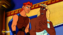 Still #6 from Disney Heroes: Tarzan / Hercules