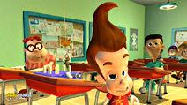 Still #2 from Jimmy Neutron: Boy Genius: Sea of Trouble
