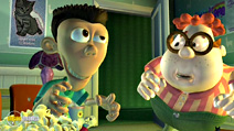 Still #5 from Jimmy Neutron: Boy Genius: Sea of Trouble