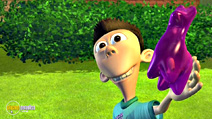 Still #7 from Jimmy Neutron: Boy Genius: Sea of Trouble