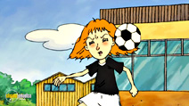 Still #5 from Horrid Henry and the Football Fiend